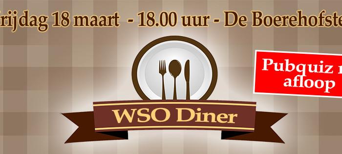 WSO Diner - 18-03-16