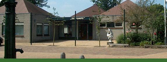 Dorpshuis de Pompe in Wilp